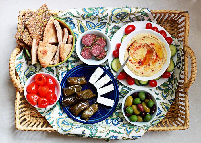 Persian Feast at The Westin Pune Koregaon Park - Meze Platter