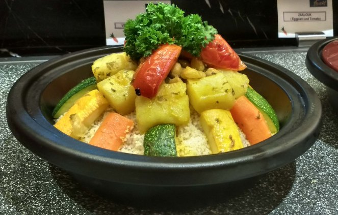 Vegetable Couscous (1)