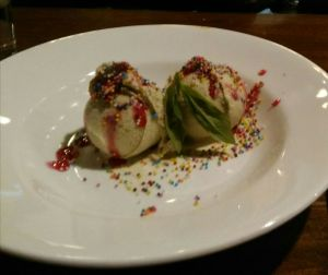 Paan and Gulkan ice cream